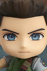 GOOD SMILE COMPANY (GSC) Biohazard Nendoroid Chris Redfield
