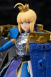 "BANDAI SPIRITS Armor Girls Project Saber/Altria Pendragon & Hengen Seshi ""Yakusoku Sareta Shouri no Ken"" (Variable Excalibur)"