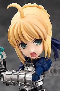 Phat! Fate/stay night [Unlimited Blade Works] Parfom Saber Action Figure