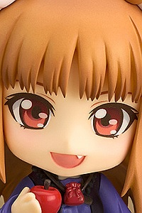 GOOD SMILE COMPANY (GSC) Spice and Wolf Nendoroid Holo (2nd Production Run)