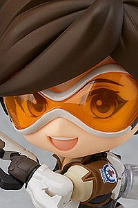 GOOD SMILE COMPANY (GSC) Overwatch Nendoroid Tracer Classic Skin Edition