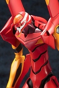 KOTOBUKIYA Neon Genesis Evangelion EVA-02 TV Ver. Plastic Kit (3rd Production Run)