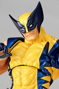 KAIYODO Figure Complex Amazing Yamaguchi No.005 Wolverine Action Figure (2nd Production Run)