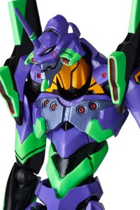 KAIYODO Revoltech EVANGELION EVOLUTION EV-001S Evangelion EVA-01 (4th Production Run)