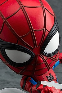 GOOD SMILE COMPANY (GSC) Spider-Man: Homecoming Nendoroid Spider-Man Homecoming Edition