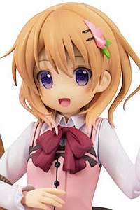 PLUM Is the Order a Rabbit?? Cocoa (Cafe Style) 1/7 PVC Figure (3rd Production Run)