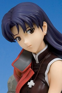 KOTOBUKIYA Evangelion 1.0 Katsuragi Misato :RE 1/6 PVC Figure (4th Production Run)
