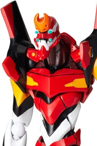 KAIYODO Revoltech EVANGELION EVOLUTION EV-005S Evangelion EVA- 02 (2nd Production Run)
