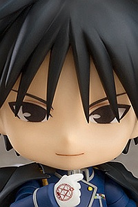 GOOD SMILE COMPANY (GSC) Fullmetal Alchemist Nendoroid Roy Mustang (2nd Production Run)
