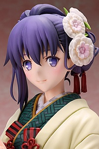 ANIPLEX Fate/stay night [Heaven's Feel] Matou Sakura Kimono Ver. 1/7 PVC Figure