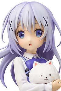 PLUM Is the Order a Rabbit?? Chino (Cafe Style) 1/7 PVC Figure (4th Production Run)