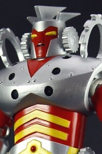 EVOLUTION TOY Dynamite Action! GK! Limited Chiisana Superman Ganbaron Daibaron Action Figure