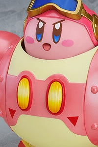 GOOD SMILE COMPANY (GSC) Nendoroid More Kirby: Planet Robobot Robobot Armor & Kirby