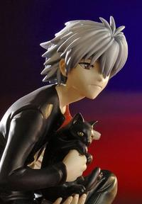KOTOBUKIYA Evangelion 1.0 Nagisa Kaworu PVC Figure (2nd Production Run)