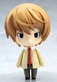 GOOD SMILE COMPANY (GSC) Nendoroid Yagami Light (2nd Production Run)
