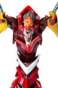 "KAIYODO Revoltech EVANGELION EVOLUTION EV-016 Eva Unit 02 Beast Mode Second Form ""The Beast"""
