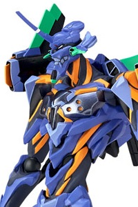 KAIYODO Revoltech EVANGELION EVOLUTION Evangelion ANIMA Eva Final Unit (2nd Production Run)