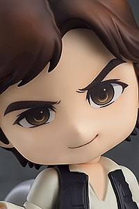GOOD SMILE COMPANY (GSC) Star Wars Episode 4: A New Hope Nendoroid Han Solo