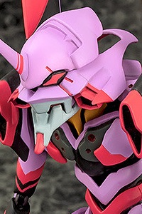 Phat! Rebuild of Evangelion Parfom EVA-01 Awakened Ver. Action Figure