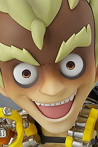 GOOD SMILE COMPANY (GSC) Overwatch Nendoroid Junkrat Classic Skin Edition
