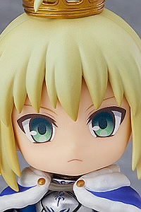GOOD SMILE COMPANY (GSC) Fate/Grand Order Nendoroid Saber/Altria Pendragon True Name Revealed Ver.
