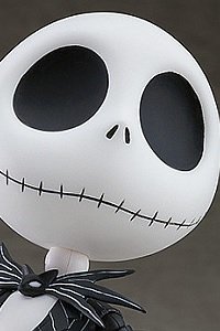 GOOD SMILE COMPANY (GSC) The Nightmare Before Christmas Nendoroid Jack Skellington (2nd Production Run)
