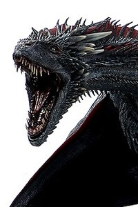 threezero Game of Thrones DROGON 1/6 Polyresin Figure