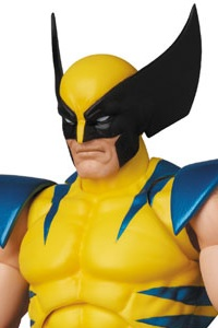 MedicomToy MAFEX No.096 WOLVERINE (COMIC Ver.) Action Figure