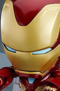 GOOD SMILE COMPANY (GSC) Avengers: Infinity War Nendoroid Iron Man Mark 50 Infinity Edition DX Ver.