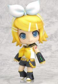 GOOD SMILE COMPANY (GSC) Nendoroid Kagamine Rin (2nd Production Run)