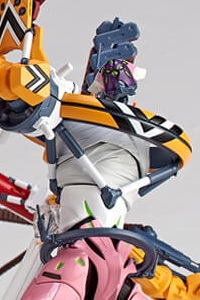 KAIYODO EVANGELION EVOLUTION EV-018 Shin Evangelion the Movie EVA-08β Temporary Combat Form (News Flash Ver.)