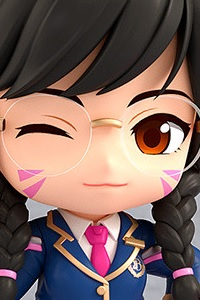 GOOD SMILE COMPANY (GSC) Overwatch Nendoroid D.Va Academy Skin Edition