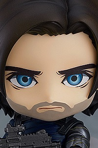 GOOD SMILE COMPANY (GSC) Avengers: Infinity War Nendoroid Winter Soldier Infinity Edition Standard Ver.