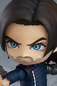 GOOD SMILE COMPANY (GSC) Avengers: Infinity War Nendoroid Winter Soldier Infinity Edition DX Ver.