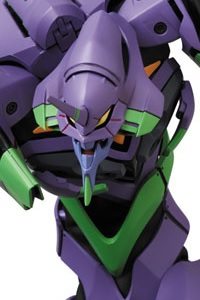 MedicomToy REAL ACTION HEROES No.783 RAH NEO Evangelion EVA-01 Test Type (New Paint Version) Action Figure