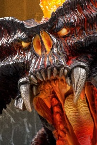 X PLUS Defo-Real The Lord of the Rings Balrog (DX Edition) PVC Figure