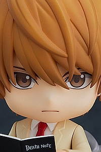 GOOD SMILE COMPANY (GSC) DEATH NOTE Nendoroid Yagami Light 2.0