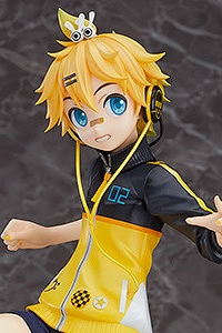 MAX FACTORY Hatsune Miku -Project DIVA- F 2nd Kagamine Len Stylish Energy L Ver. 1/7 PVC Figure