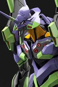 BANDAI SPIRITS RG General Purpose Humanoid Battle Weapon Evangelion EVA-01 Plastic Kit