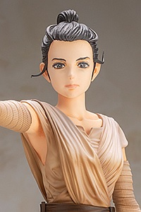 KOTOBUKIYA ARTFX Artist Series Star Wars: The Force Awakens Rey -Descendant of Light- 1/7 PVC Figure