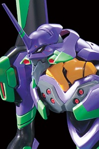 BANDAI SPIRITS LMHG Evangelion EVA-01 (New Movie Version - Tentative) Plastic Kit
