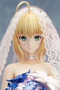 TYPE-MOON Fate/stay night Saber -10th Royal Dress Ver.- 1/7 PVC Figure (2nd Production Run)