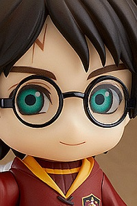 GOOD SMILE COMPANY (GSC) Harry Potter Nendoroid Harry Potter Quidditch Ver.