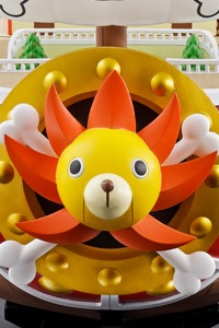 BANDAI SPIRITS Chogokin Thousand Sunny One