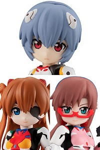 MegaHouse Desktop Army Rebuild of Evangelion (1 BOX)