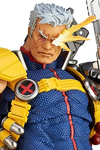KAIYODO Figure Complex Amazing Yamaguchi No.020 Cable Action Figure
