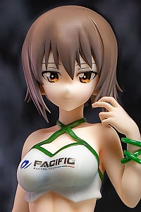 FOTS JAPAN Girls und Panzer X PACIFIC Nishizumi Maho Race Queen Ver. Resize Edition 1/5 PMMA Figure