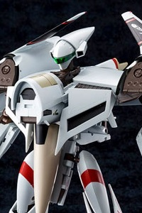 ARCADIA Super Dimension Fortress Macross Flash Back 2012 Perfect Transform VF-4A Lightning III Ichijou Hikaru Unit 1/60 Action Figure
