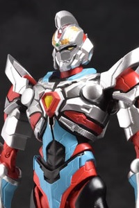 EVOLUTION TOY HAF (Hero Action Figure) Gridman -Anime Edition- Action Figure