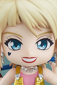 GOOD SMILE COMPANY (GSC) Harley Quinn: Birds of Prey Nendoroid Harley Quinn Birds of Prey Ver.